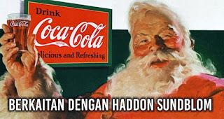 Ini Loh Makna Warna Merah dan Hijau Saat Natal Berkaitan dengan Haddon Sundblom