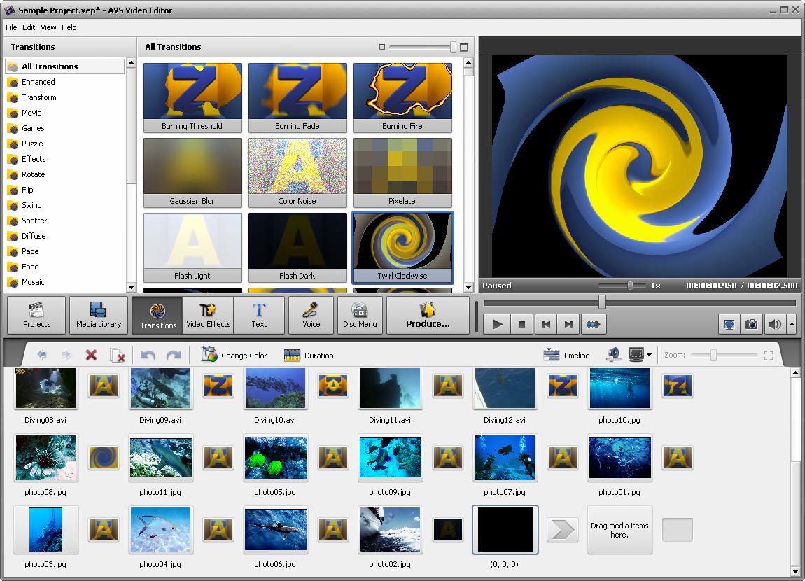 descargar programa para editar videos