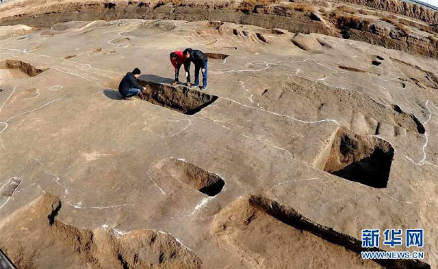 Ancient salt-making sites excavated in Hebei