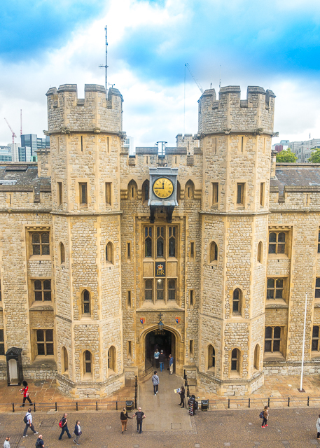 Crown Jewels Tower of London - London, England