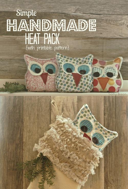 My Owl Barn 10 Simple Beautiful Handmade Gifts