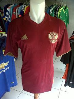 Jual Jersey Russia Home 2016/2018 di toko jersey jogja sumacomp, murah berkualitas