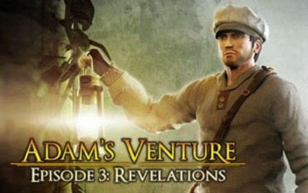 Adam's Venture 3 Revelations Free Download Games