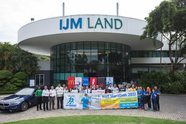 IJM Land Half Marathon 2017 Bakal Kembali Mengegarkan Seremban 2