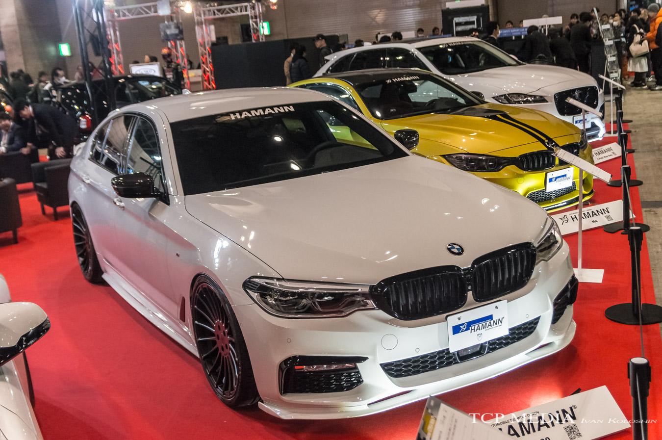 BMWs Of Tokyo Auto Salon MotorFlair - Tokyo car show 2018