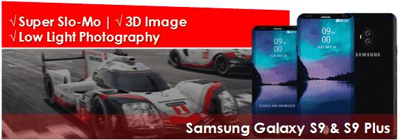 kelebihan, harga dan spesifikasi ponsel Samsung Galaxy S9/S9 Plus