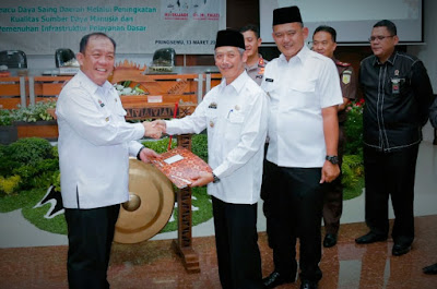 Pemkab Pringsewu Gelar Musrenbang RKPD 2020