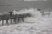 Hurricane Irma Jacksonville Beach Pier