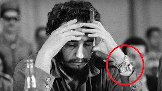 Γιατί ο Φιντέλ Κάστρο φορούσε πάντα δύο χρυσά Rolex –To μυστήριο με τα βαρύτιμα ρολόγια