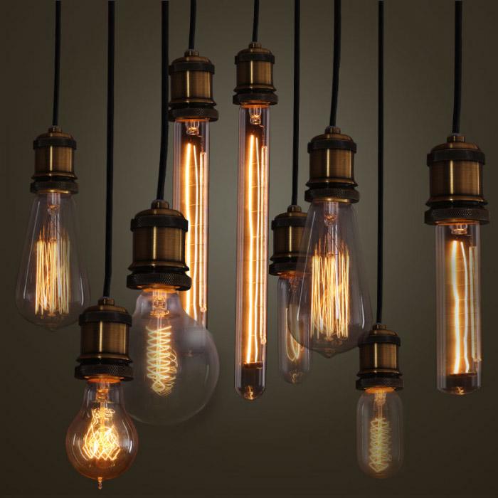 Illuminazione Vintage con Kadeled  Blog di arredamento e interni - Dettagli ...