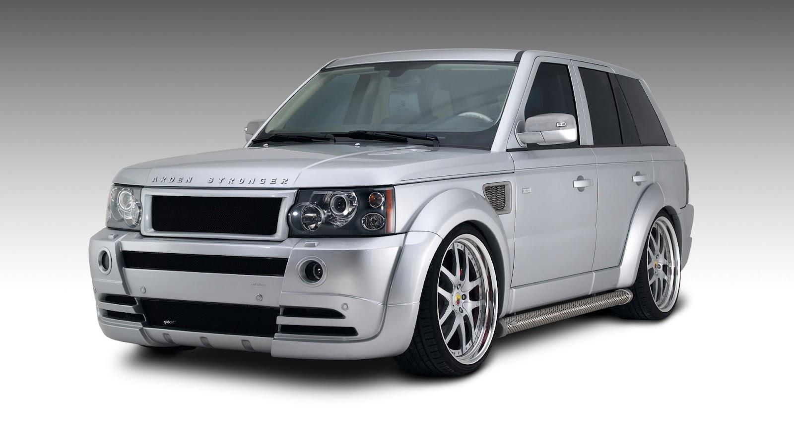 Range Rover Wallpaper Hd: Land Rover Hd Wallpaper