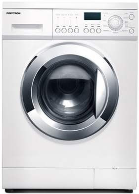 Daftar harga mesin cuci polytron front loading image