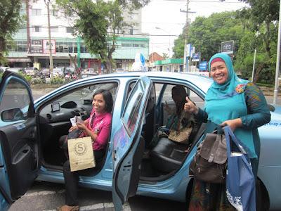 Berkenalan Dengan Aplikasi My Blue Bird Untuk Memudahkan Akses Transportasi di Semarang