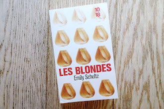 Lundi Librairie : Les blondes - Emily Schultz