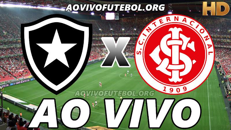 Assistir Botafogo x Internacional Ao Vivo HD