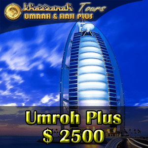 Paket Umroh Promo Khazzanah Tour Travel Jakarta