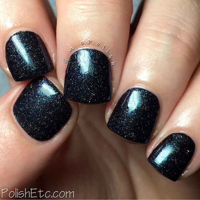 Awesome Sauce Indie Box: Life in Plastic - McPolish - Vapid Lacquer: Demolition Barbie