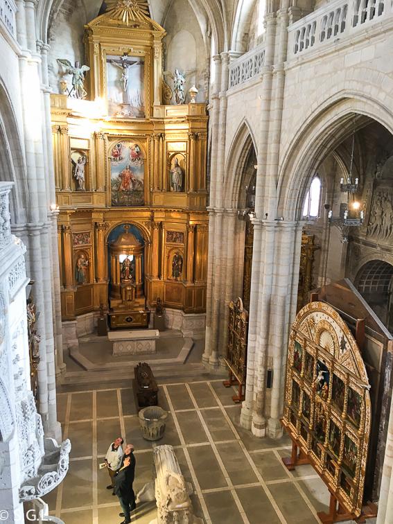 Iglesia de San Esteban. Que ve en un dia en Burgos