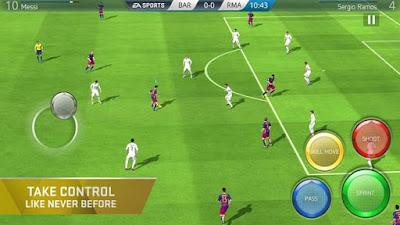 تنزيل لعبة فيفا 2016 للهاتف FIFA 16 Soccer APK تحميل لعبة كورة