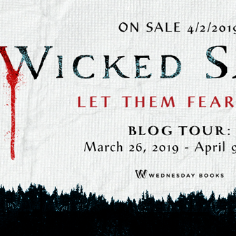 Blog Tour and Review and Excerpt: WICKED SAINTS - by Emily A. Duncan