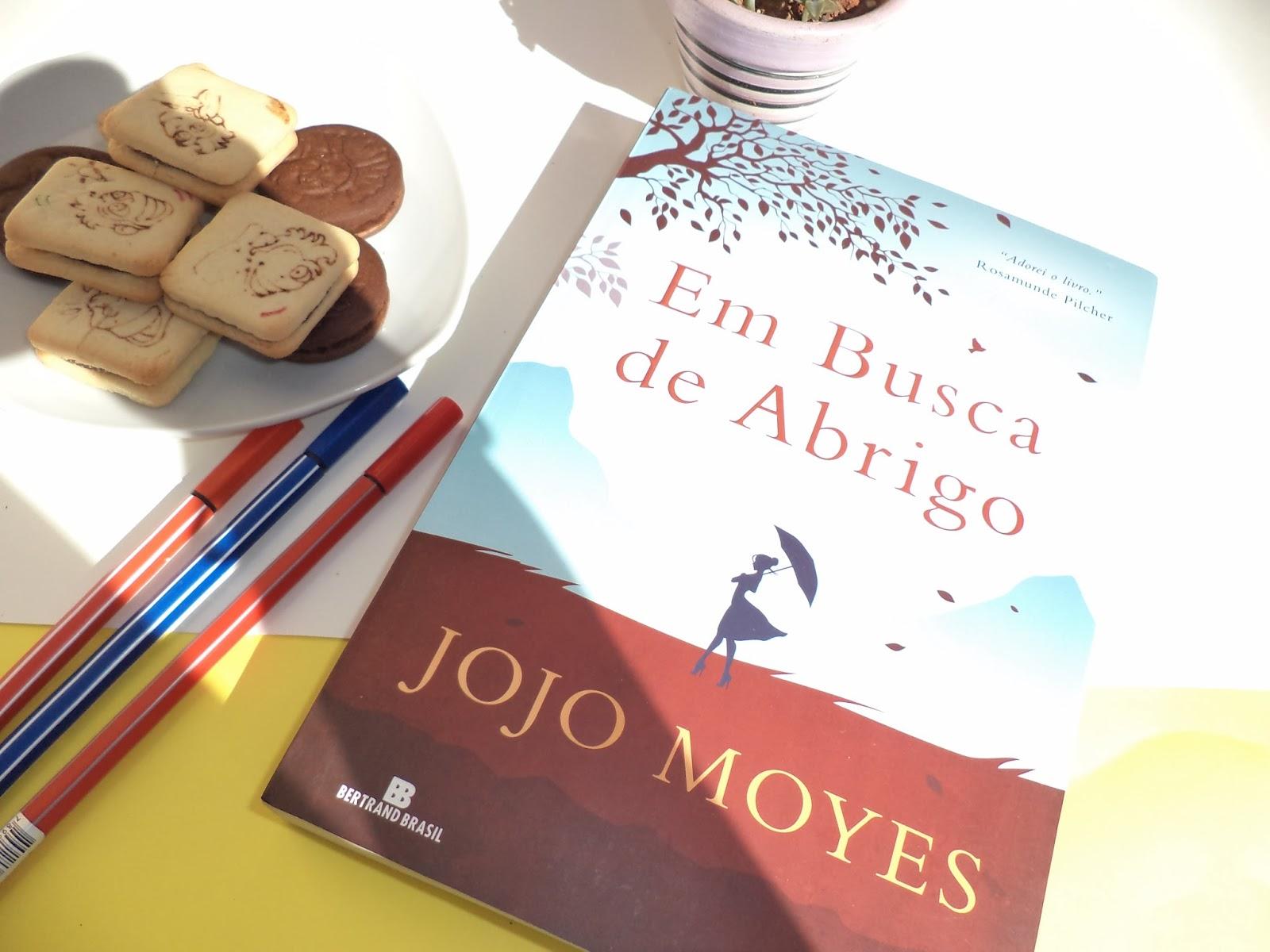 { #RESENHA } EM BUSCA DE ABRIGO - JOJO MOYES