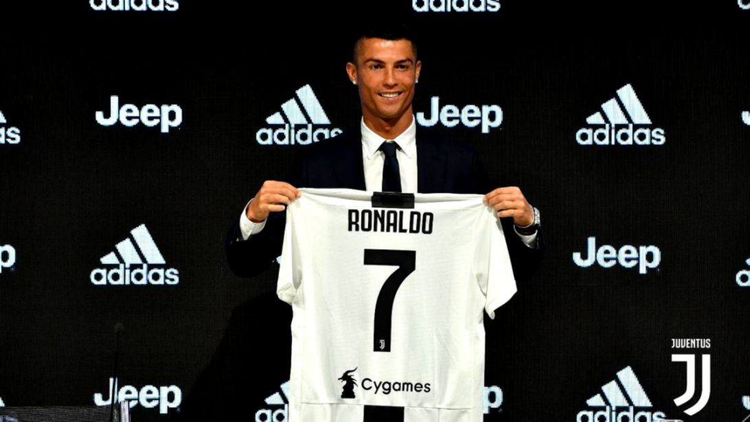 Real Madrid Cristiano Ronaldo Juventus is different its like f0acb7d4a