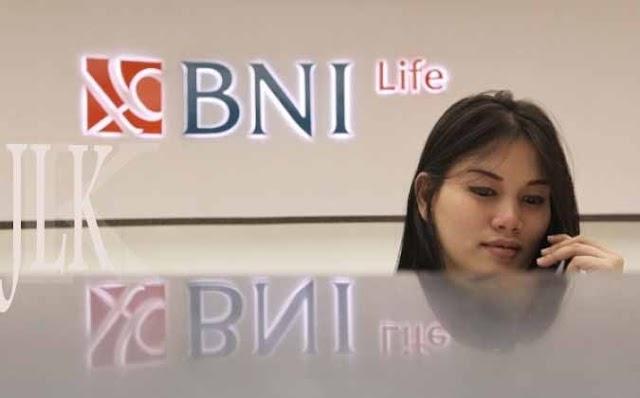 Lowongan Kerja BNI Life - Tenaga Pemasar dan Risk Management Assistant