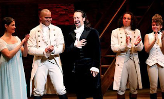 Broadway Hit 'Hamilton' Is Sued Over Services For Blind Theatergoers