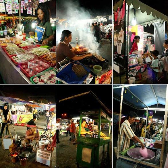 Cara Buka Lapak di Pasar Malam