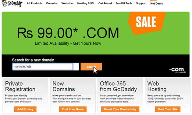 buy-domain-at-99-godaddy