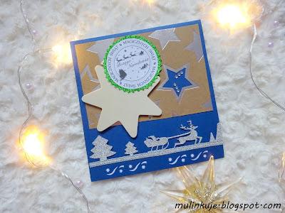 Kartki bożonarodzeniowe ~ 3