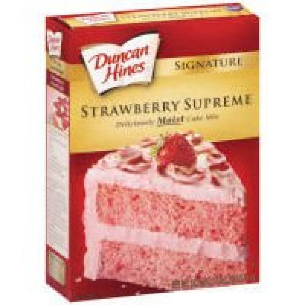 Pastry Philosophy Ready Mix Baking A Strawberry