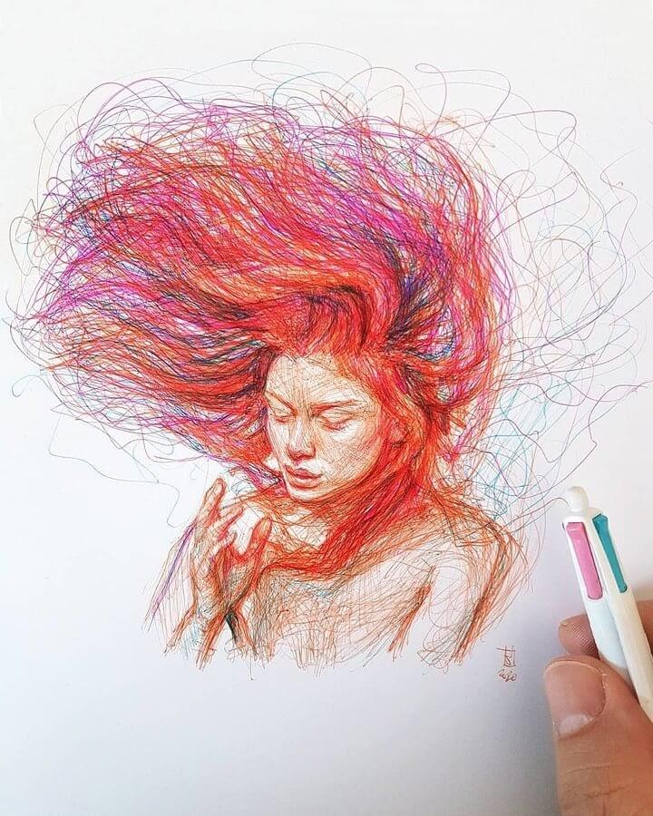 03-Alberto-Russo-Scribble-Drawings-www-designstack-co