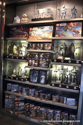 Hong Kong Disneyland Star Wars Toys