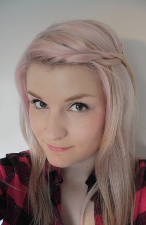 Pastel Pink Hair - Using Stargazer Baby Pink | Robyn ...