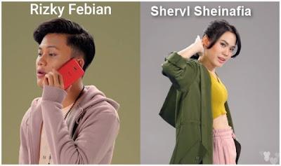 Sheryl Sheinafia & Rizky Febian Feat Chandra Liow - Sweet Talk Mp3