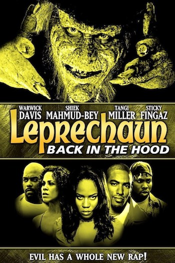 Leprechaun Back 2 tha Hood 2003 Dual Audio Hindi Full Movie Download