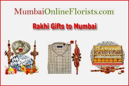 Send Rakhi Gifts to Mumbai