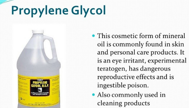propylene glycol skin care benefits