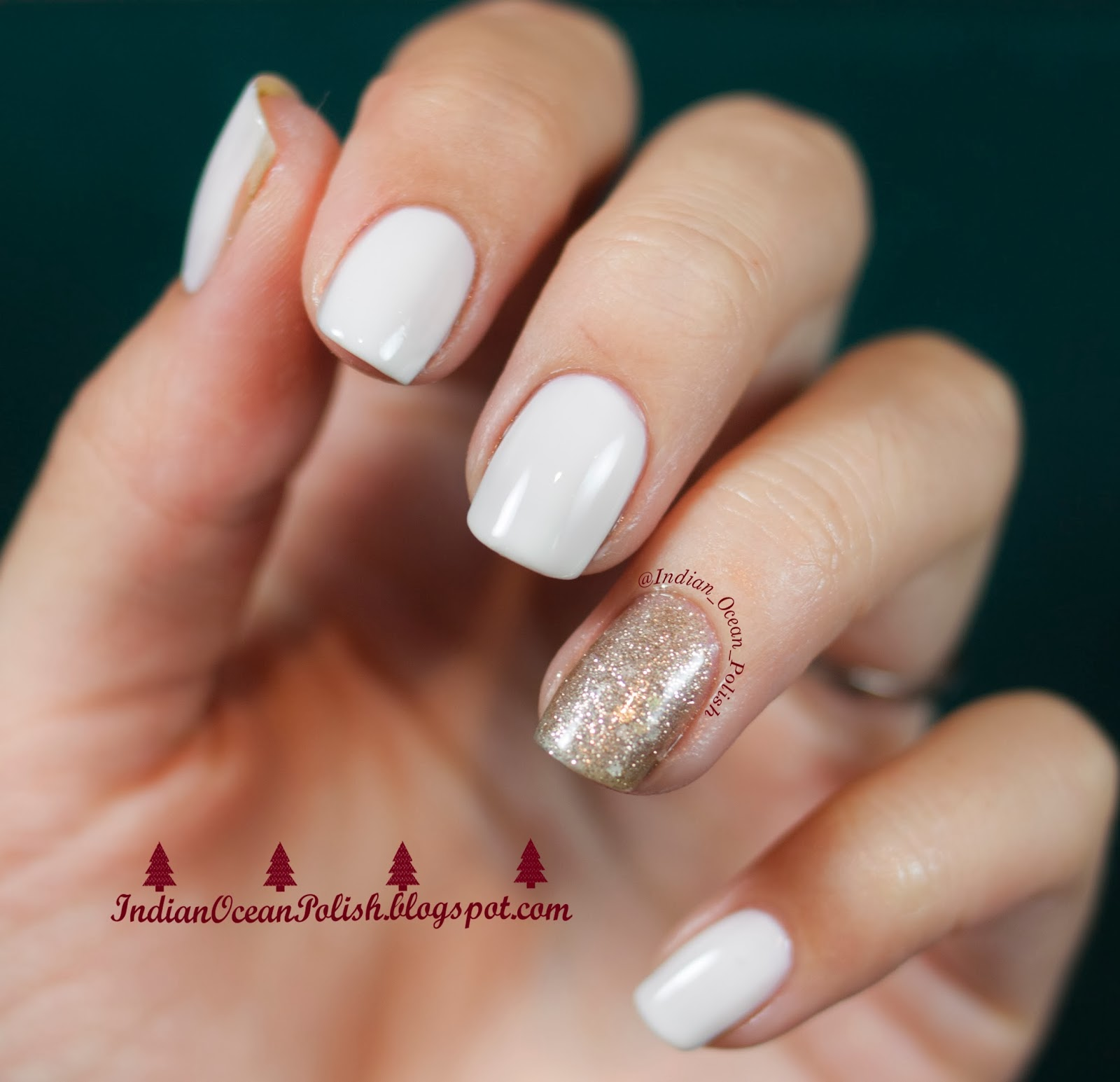 White square nails monday february 13 2017 prinsesfo Gallery