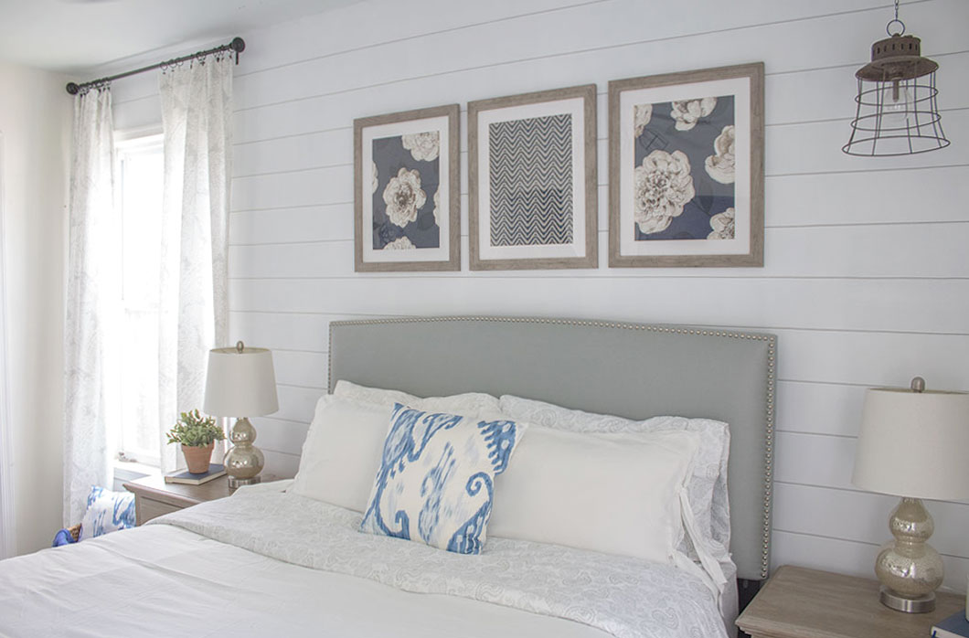faux shiplap tutorial