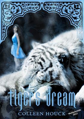 Fan Art - Tiger's Dream by Colleen Houck