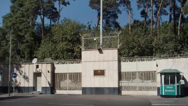 Daesh publica direcciones de embajadas de Rusia en varios países