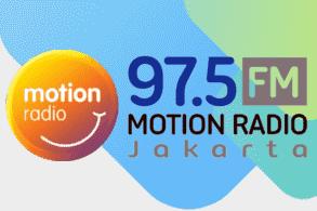 Motion Radio 97.5 FM Jakarta