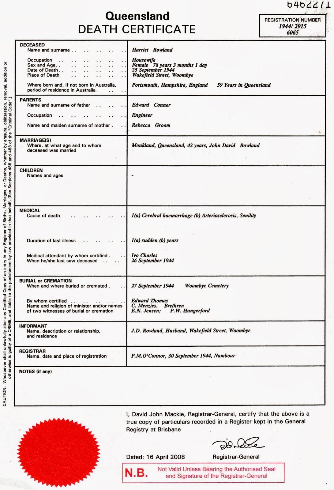 Bdm qld birth certificate application