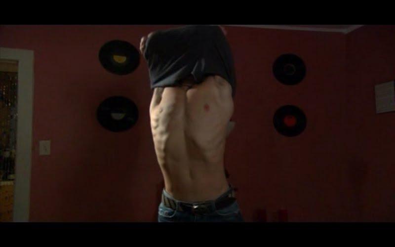 EvilTwins Male Film  TV Screencaps Eating Out  Scott