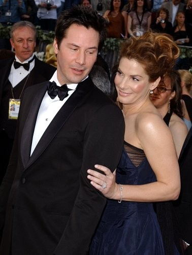 Sandra bullock keanu reeves dating 2011