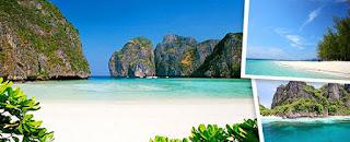 ทัวร์เกาะพีพี-เกาะไม้ไผ่่ (Speed Boat)