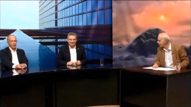 HIGH TV: Ο Νίκος Ζενέτος και ο Σπύρος Τζόκας μίλησαν για τα σημαντικά ζητήματα της πόλης στην εκπομπή «Δήμοι σε Δράση» (VIDEO)
