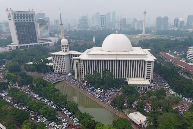 Sikap Polri Terkait Kasus Ahok Buat Umat Islam Cemas